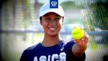 La historia de la tenista Leylah Fernandez, 'joya' que eliminó a Osaka