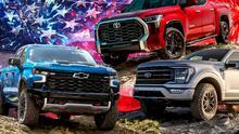 EEUU ama las pickups, pero ¿en qué partes del país son más populares?
