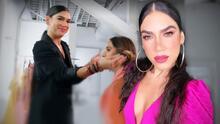 Talento y orgullo hispano: la makeup artist Millie Morales revela su truco para una piel perfecta