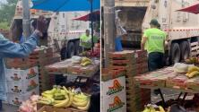 Puesto ambulante de alimentos en El Bronx es destruido mientras transeúntes protestan