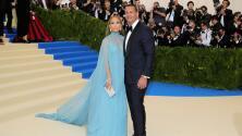 En video: Así llegaron JLo y Alex Rodríguez (entre otras estrellas) a la alfombra del Met Gala