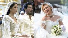 Los vestidos de novia más hermosos que vimos en las telenovelas, ¿los usarías?