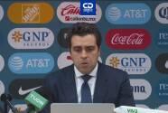 """Marcelo Michel Leaño: """"Hoy Chivas fue un equipo y unidad brutal"""""""