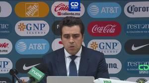 """Leaño: """"Mientras siga al frente de Chivas habrá partidos vibrantes"""""""