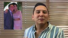 Edwin Luna confiesa que lo entristece que su esposa Kimberly Flores sea blanco de ataques