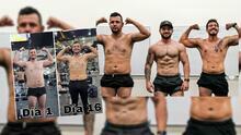 """""""Muchos de mis amigos me decían ponte a dieta, o te miras viejo"""": Edén Muñoz revela cómo ha cambiado su alimentación y ejercicio"""