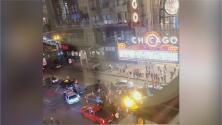 Molestia por caos vehicular en el centro de Chicago debido a celebraciones por la independencia de México