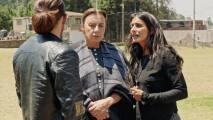 'Rosario Tijeras' - Rosario trató de convencer a Comino de que 'El Ángel' es un nuevo hombre - Escena del día