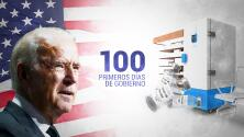 Las promesas de Biden tras 100 días de gobierno: 100 millones de vacunas