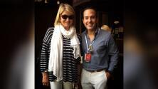 Carlos Calderón nos confesó detalles de su encuentro medio bochornoso con Martha Stewart