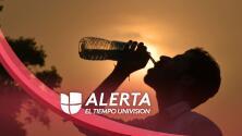 Temperaturas elevadas y fuertes vientos para la mañana del jueves en Los Ángeles
