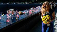 Nueva York recuerda a las víctimas de los atentados del 9/11, el trágico día que marcó a Estados Unidos