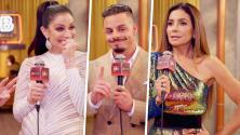 Los jueces de Mira Quién Baila opinan quién fue el participante que peor bailó en la segunda ronda de la semifinal