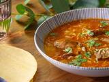 Receta de sopa de fideos con costillitas: el mejor caldo de todos