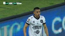 ¡GOOOL! Ángel Sepúlveda anota para Querétaro.
