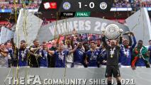 ¡Leicester City es campeón de la Community Shield 2021!