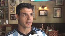 Argentina logra pasar a cuartos de final