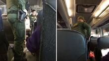 Pagarán $2.2 millones a indocumentados detenidos por agentes fronterizos en buses de Greyhound