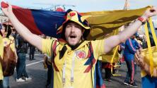 A pesar de dejarlo todo en la cancha, Colombia perdió con Inglaterra y se despidió del Mundial