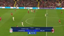 ¡Remontada de alarido! Brahim puso el 2-1 de AC Milan en dos minutos