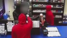 A punta de pistola unos encapuchados atracan una gasolinera en Massachussetts