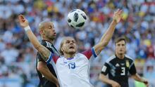 Futbolista islandés con más follows en redes que gente en su país