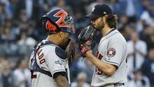 Los Astros regresan a Houston para el sexto juego de la serie de campeonato de la Liga Americana