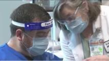 California limitará el número de visitantes en hospitales para reducir la transmisión de la variante delta