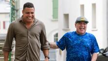 Ronaldo revela el preciado regalo que le dejó Maradona