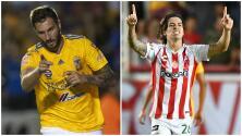 Gignac vs. Dávila, el duelo de goleadores en la Liga MX