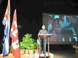 Cuba: Elián González se gradúa de ingeniero y lo dedica a Fidel Castro