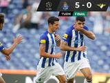 'Tecatito' Corona y Porto no tienen piedad y golean al Moreirense