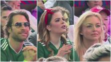 Con los nervios de punta: así vivieron estas celebridades el partido del Tri contra Brasil