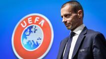 UEFA finaliza acciones contra Madrid, Barça, y Juve por Superliga