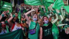 Argentina hace historia y legaliza el aborto