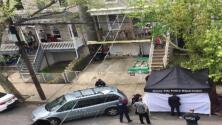 'Nueva York en un Minuto': arrestan al sospechoso de asesinar a la mujer que apareció envuelta en sábanas en una calle de Jersey City