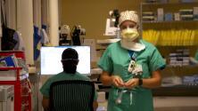 90% de los pacientes con coronavirus en el hospital Jackson tienen la variante Delta