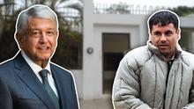 """""""Yo lo hubiera hecho museo"""": AMLO rifa la casa de 'El Chapo' donde huyó a través de un túnel en el 2014"""