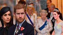 Esta es la razón por la que Harry y Meghan no estuvieron en el evento más elegante del Palacio de Buckingham