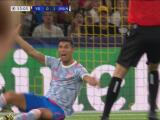 ¡Polémica! Cristiano Ronaldo pedía penal, no lo marcan y hace berrinche
