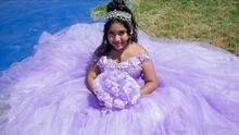 Con orgullo, quinceañera mexicana cuenta por qué se tomó sus fotos en el basurero donde trabaja su papá