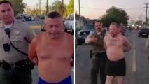 Autoridades arrestan a padre e hijo señalados de presuntamente asesinar a tres personas en Los Ángeles