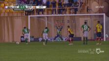 De penal empató Albreijes: Amione anota el 1-1 ante Morelia