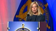 """Secretaria de Seguridad Nacional: """"No nos disculparemos por hacer nuestro trabajo"""""""