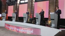 En video: Así fueron los ataques en contra de López Obrador en el primer debate presidencial en México