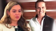 """A punto del llanto, viuda de Xavier Ortiz revela si """"está lista"""" para tener una nueva relación"""