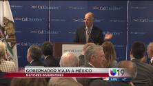 Jerry Brown en busca inversionistas mexicanos