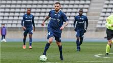 Jérémy Ménez se queda sin equipo tras no renovar con el Paris FC