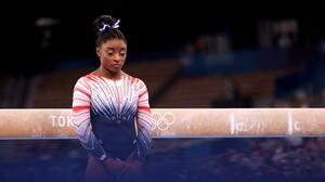 """Simone: """"Es más difícil ser atleta mujer, rezan por tu caída"""""""