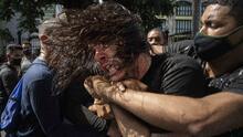 Tras las históricas protestas, más de 600 cubanos siguen detenidos y 10 fueron condenados sin poder defenderse